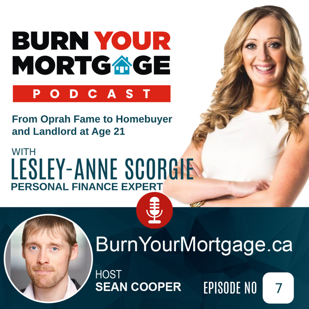 The Burn Your Mortgage Podcast From Oprah Fame To