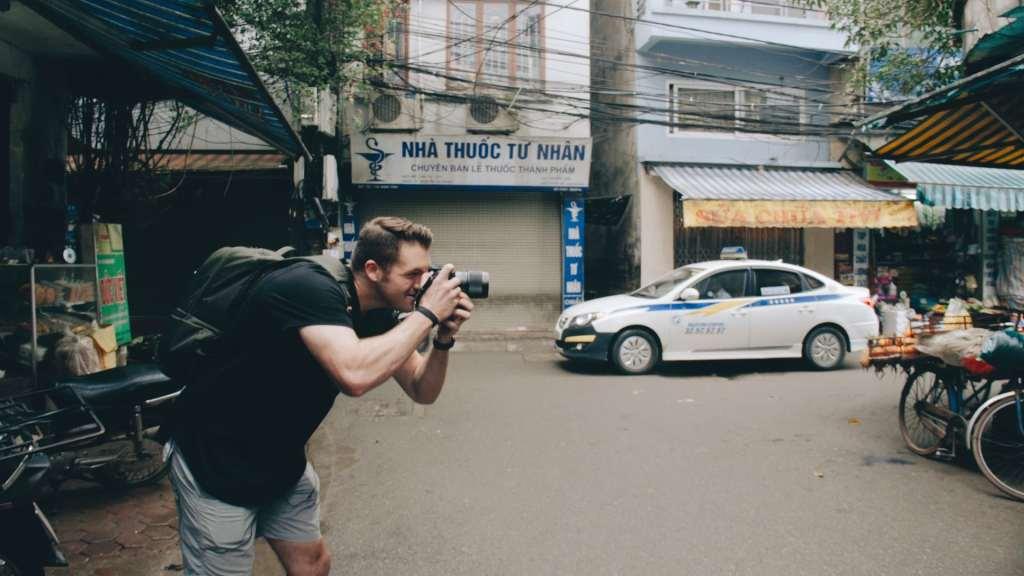Travel Street Photography