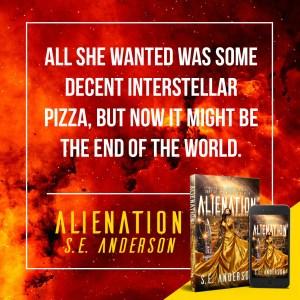 Alienation Ad Pizza