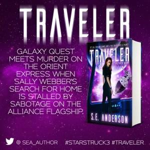 Traveler Preorder advert elevator pitch