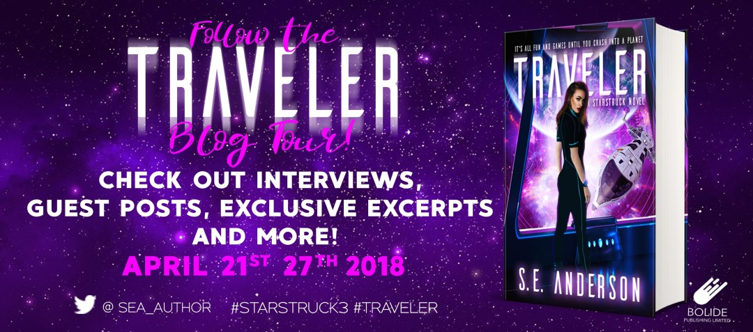 Countdown to Launch: Traveler Blog Tour Begins!