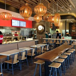 Bar Stool Chair Design Stadium Chairs With Backs Panda Express Flagship Store, Interior By Sean Dix