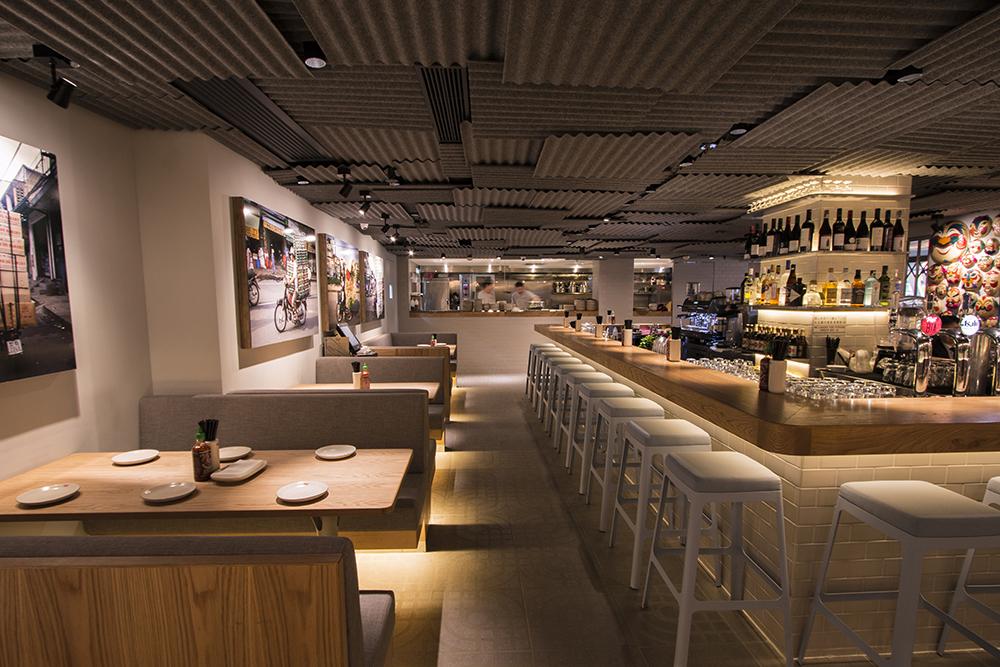 Viet Kitchen Interior Design and Architecture by Sean Dix