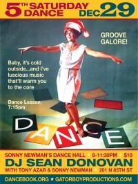 5th Saturday Dance
