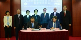 The port of Riga will cooperate with the Port of Shenzhen, the third largest container port in the world