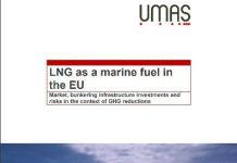 UMAS Front Cover LNG as a marine fuel in the EU