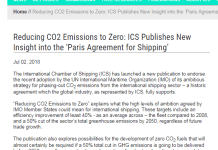 International Chamber of Shipping (ICS)