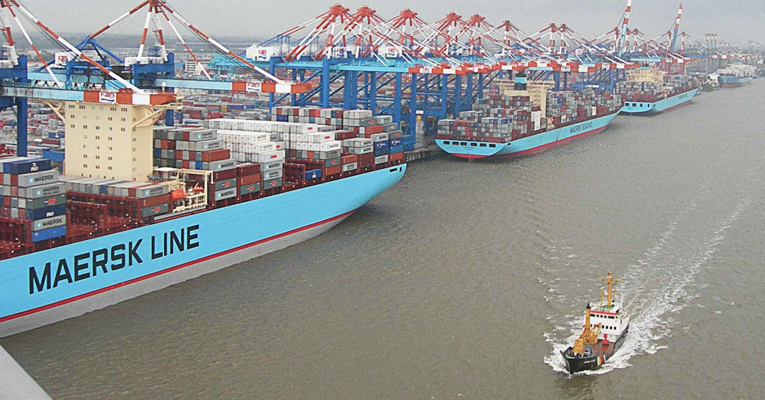 Maersk Line restarts operations in Maldives