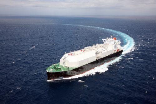 Noshu Maru LNG Vessel MOL