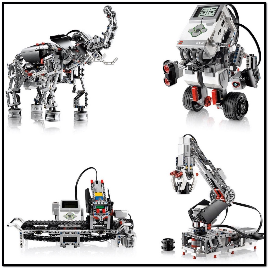 Imtropy and Legogogy: Why Introducing Lego Robotics May Be