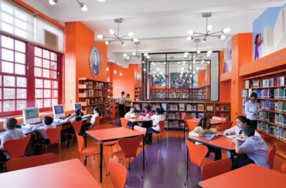 Robin Hood Library P.S. 69x