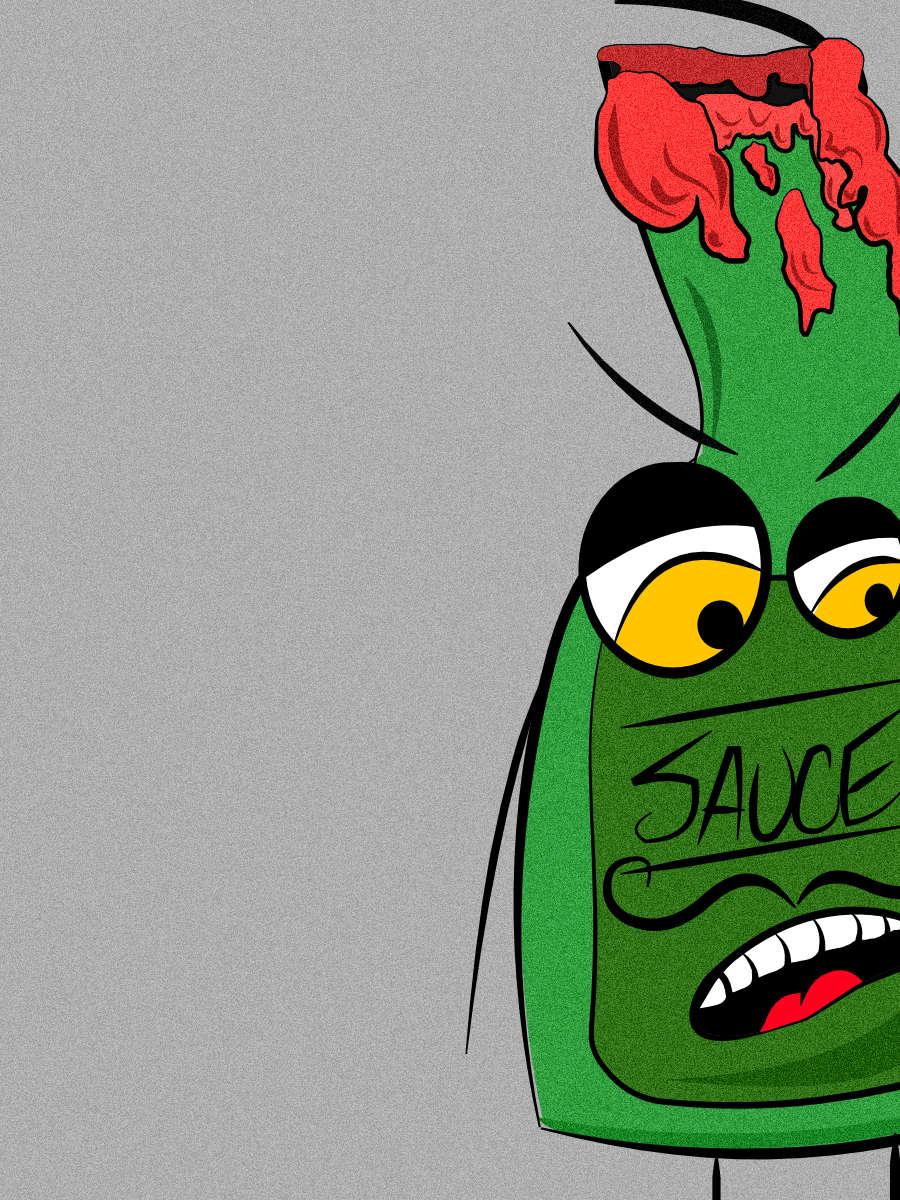 Perplexed Hot Sauce