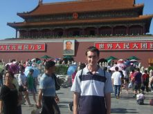 Outside the Forbidden Palace, Beijing