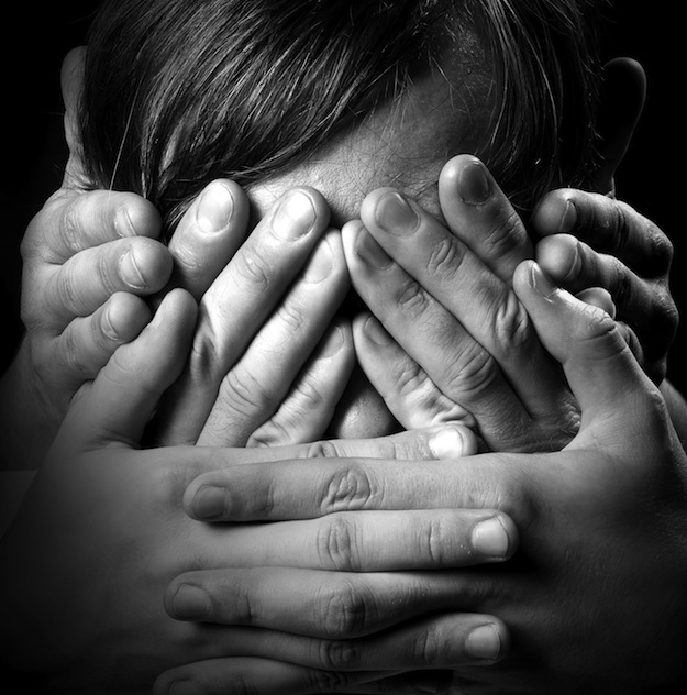 Some Canadians speak no evil about the Conservative Party of Canada's broken promises to strengthen access to information. (Photograph by Shutterstock.com)