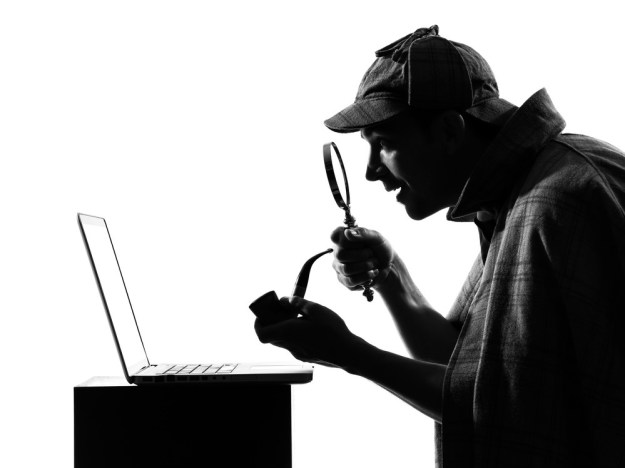 Even a detective can't find records that don't exist (Photograph by Shutterstock.com)