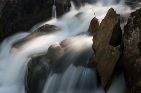 Bear River. Bear Valley, CA