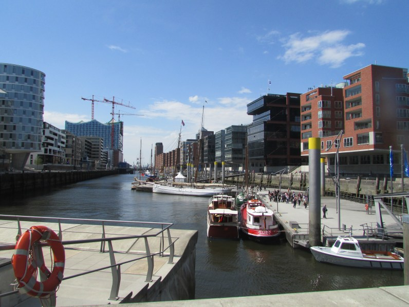 Hafen City, Europes' biggest urban renewal project