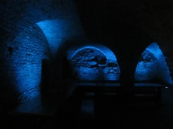 Torun below ground