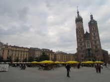 Kraków Old Town - Kraków, Lesser Poland, May 25, 2013 + 2 other moments - 34 of 72