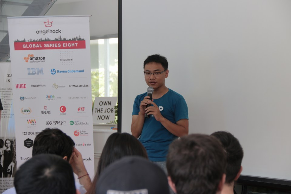 Minh-Tuan Nguyen from Silicon Straits.