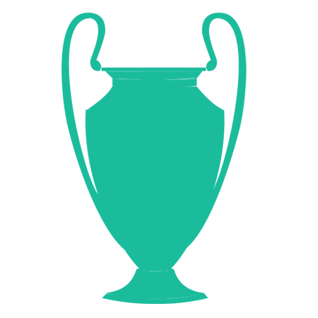 Champions League Trophy Vector how and why you...