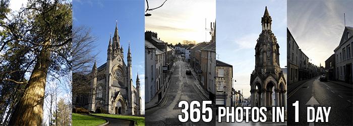 365 photos. 1 day.