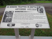 26 miners trapped in depth