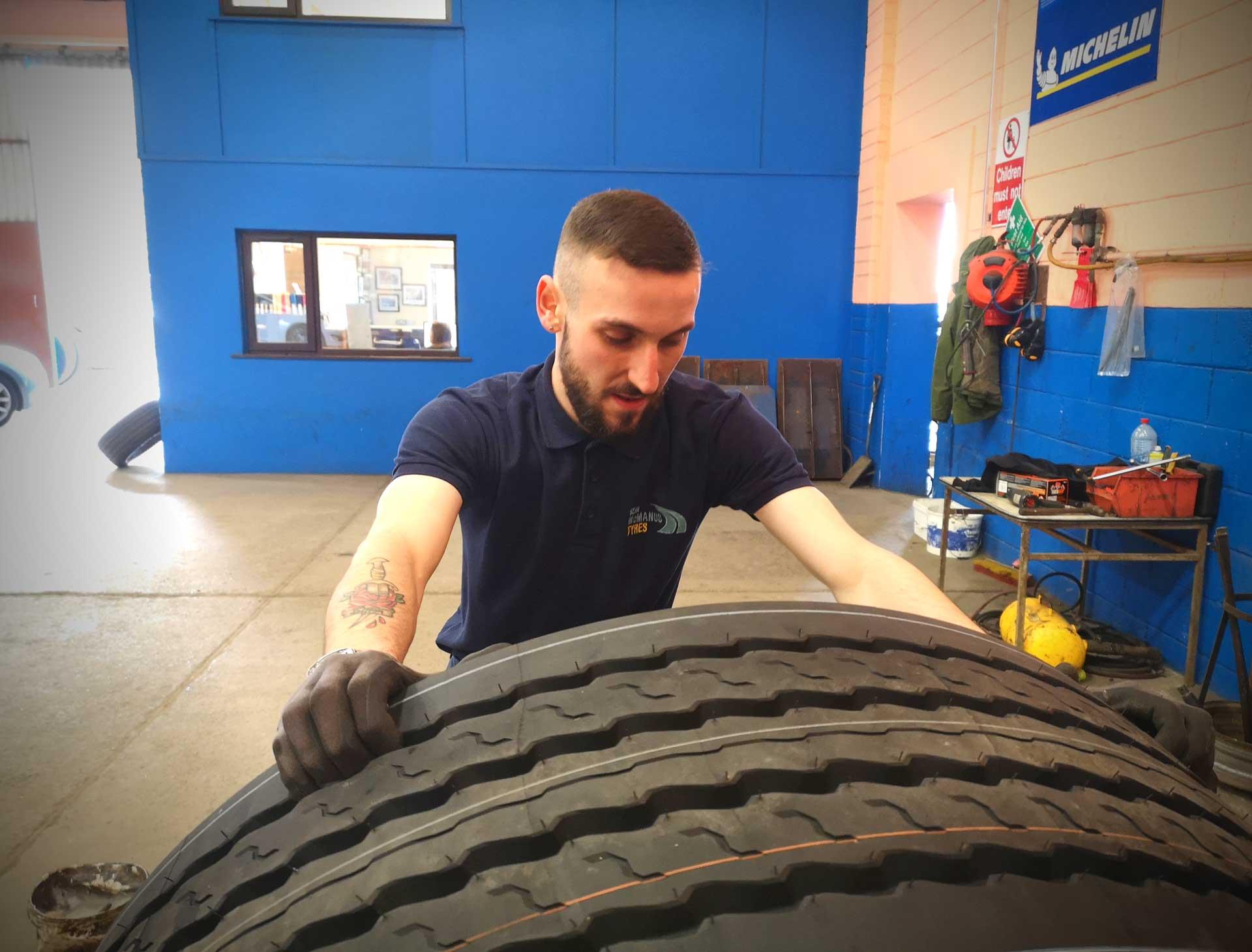 Our Environment - Sean McManus Tyres
