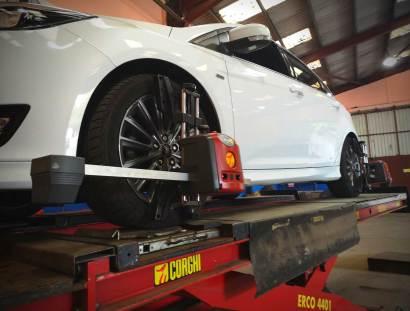 NCT / SUV / 4x4 - Sean McManus Tyres