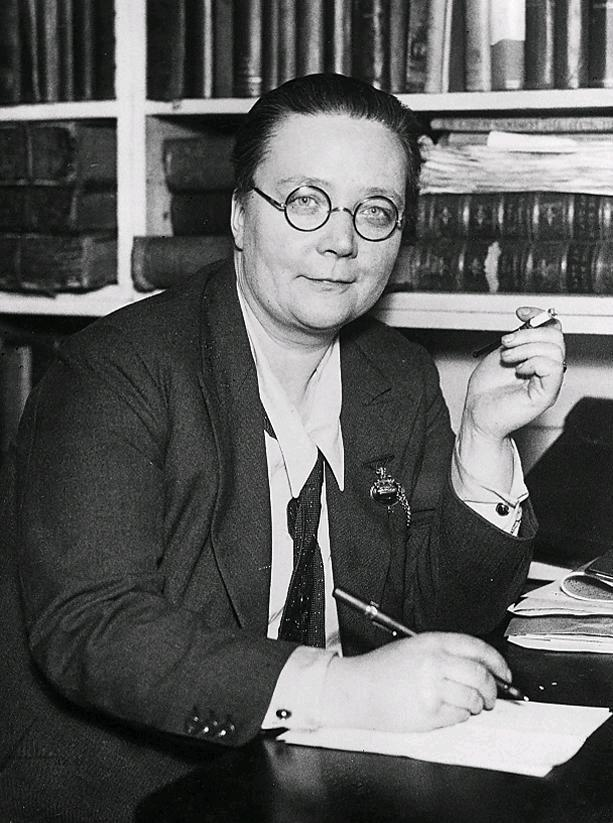 dorothy sayers essay This spring reading includes dorothy sayers' essay why work, with a thoughtful introduction by dr david miller, director of the princeton university faith and.