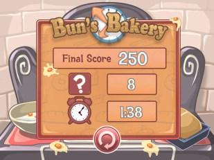 BunsBakery_ScoreScreen