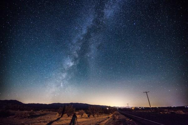 Night Sky - Galleries Sean Patrick Mahoney
