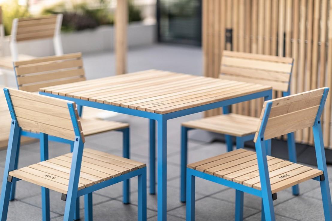 Mobilier Exterieur Table