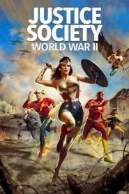 Justice Society: World War II cały film online pl