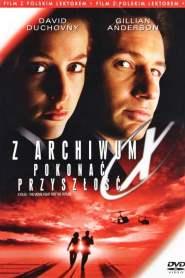 Z archiwum X: Pokonać przyszłość online cda pl