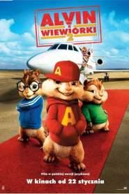 Alvin i wiewiórki 2 online cda pl
