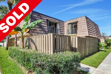 Sold Townhouse