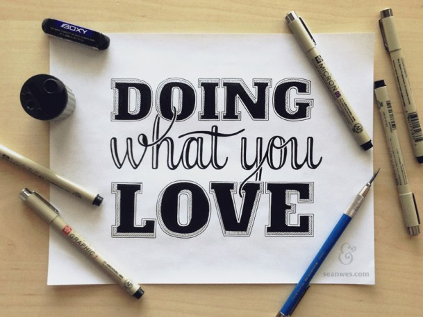 Image result for do what you love doing