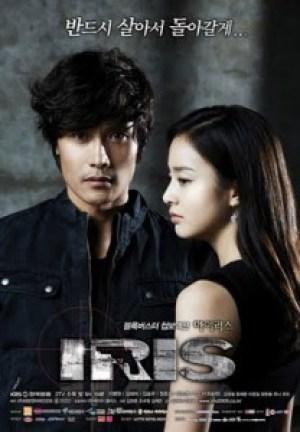 IRIS_Korean_Drama_Poster