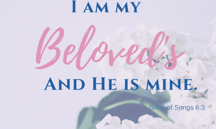 I am My Beloved's