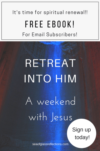 Free Ebook - Retreat into Him: A Weekend with Jesus