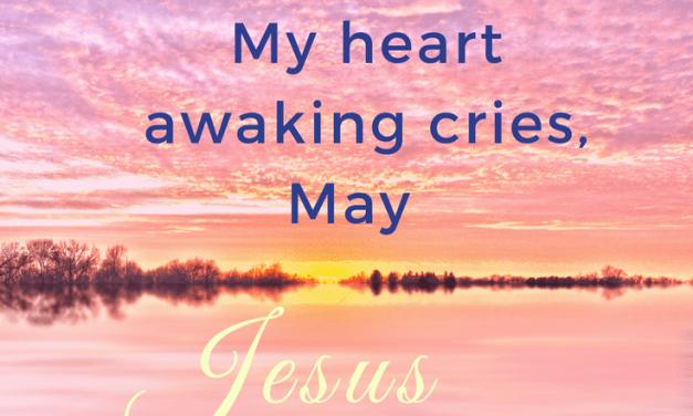 Jesus Christ Be Praised