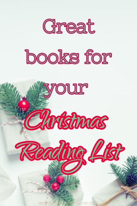 Inspiring books for your Christmas reading list.