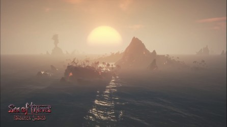 Forsaken Shores (Inside Xbox) - Sea of News