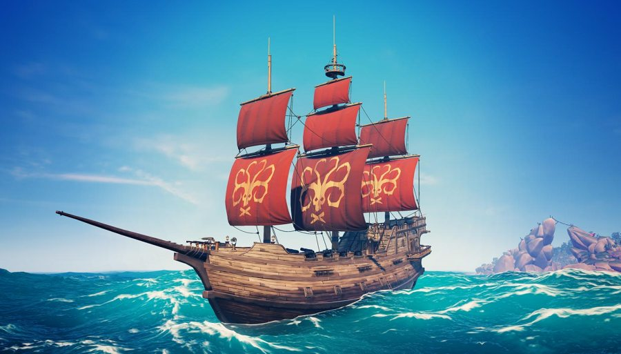 Sea of Thieves Lord Guardian Sails