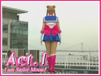 Act 01 - I am Sailor Moon