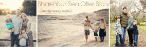 Sea Otter Swim Lessons Share Your Story Contest