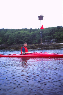 Sea kayaking memories