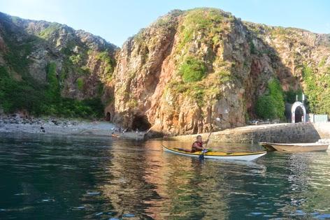 Circumnavigation of Sark