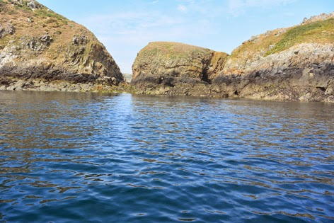 Circumnavigation of Sark